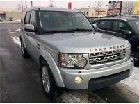 2010 Land Rover LR4 LUX, 4WD, 7 PASS, NAVI, CAM,Great Condition!
