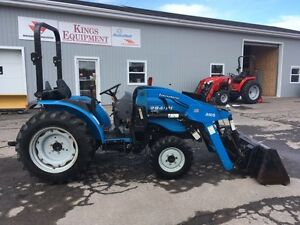Landini 2840 28hp Compact Tractor with Loader