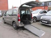 Citroen Berlingo, wheelchair access vehicle, disabled car, mobility, WAV