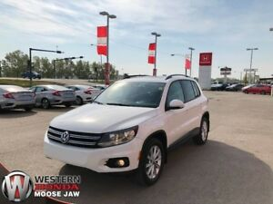 2014 Volkswagen Tiguan Highline- Leather, Panoramic Roof