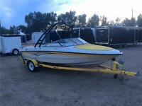 YEAR END BOAT SALE - 2007 REINELL 185 LS - 4.3L VOLVO