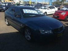2004 Holden Commodore VZ Executive Blue 4 Speed Automatic Sedan Broadmeadow Newcastle Area Preview