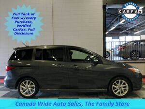 2017 Mazda Mazda5 GT, Leather, Sunroof,2nd Row Bucket Seats