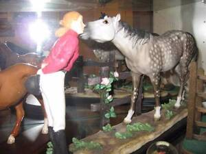 Horse Figurines Bronze and  china Nowra Nowra-Bomaderry Preview
