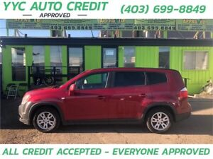 2012 Chevrolet Orlando *$99 DOWN EVERYONE APPROVED*