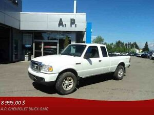 2007 FORD RANGER 2WD REGULAR CAB LWB XL