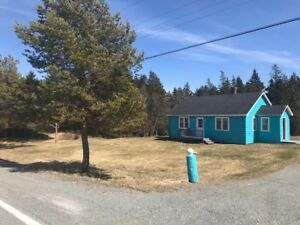 One level living! Pleasant Harbour 3 BR 1 Bath House or Cottage