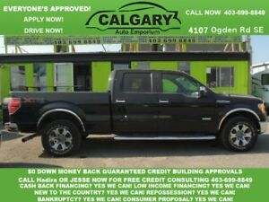 2012 Ford F-150 XLT *$99 DOWN EVERYONE APPROVED*