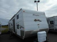 2011 hampton park model with bunks