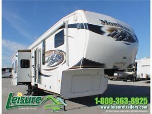 2011 Keystone Montana 3615RE Fifth Wheel