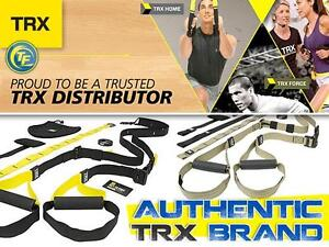 TRX Suspension Trainers - NEW PRO4 model. Official. Authentic. Plus, Tons of other Fitness Accessories!