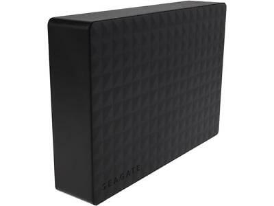 "Seagate Expansion 4TB USB 3.0 3.5"" Desktop External Hard Drive STEB4000100 Black"