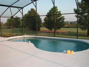 Orlando House private pool golf DISNEY Legoland FLORIDA