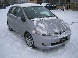 2007 Honda Fit LX *Certified & E-tested*