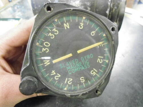 US WWII V-2 Slaved Gyro Magnetic Compass