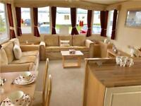 Cheap Double Glazed & Central Heated Caravan For Sale, Northumberland