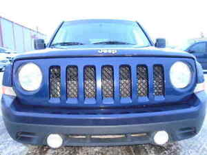 2012 JEEP PATRIOT NORTH EDITION-HEATED SEAT-SUNROF-AMAZING SHAPE
