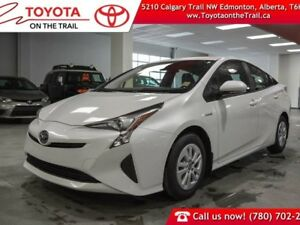 2017 Toyota Prius Toyota Safety Sense, Heated Seats, Touch Scree