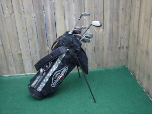 2 x Men's Right Hand Golf sets of Callaway & set of Nike