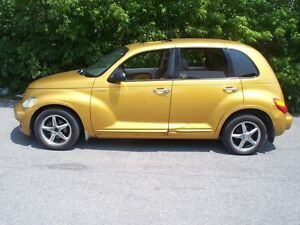 2002 Chrysler PT Cruiser Dreamliner de collection