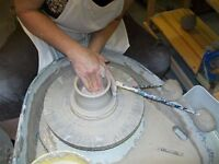 Pottery cours for Beginners