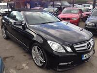 Mercedes-Benz E Class E250 CDI BlueEFFICIENCY Sport Tip Auto 2.2 2drFINANCE AVAILABLE. SAT NAV