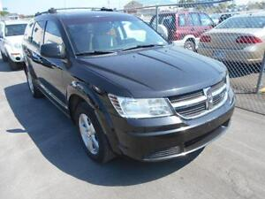 2009 Dodge Journey SXT, 7 Passanger, SunRoof,V6,Pwr Seat...Cert.