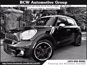 2014 MINI Cooper Countryman S AWD Certified SOLD!... $23,995.00