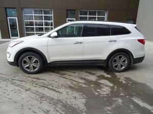 2015 Hyundai Santa Fe XL AWD LUXURY 7 PASS Leather,  Heated Seat Edmonton Edmonton Area image 3