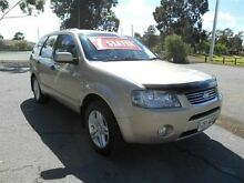 2006 Ford Territory SY Ghia (RWD) Kashmir 4 Speed Auto Seq Sportshift Wagon Nailsworth Prospect Area Preview