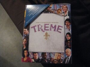 Treme Complete Series BluRay HBO