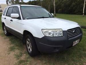 2006 Subaru Forester Wagon Automatic in very good condition. East Brisbane Brisbane South East Preview