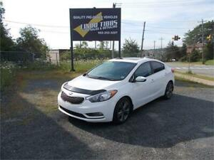 2014 Kia Forte EX Loaded With Sunroof