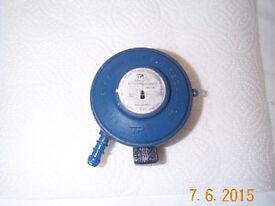 Used gas bottle regulator for 15 kg butane, gas mobile fire £3. Pontardawe.