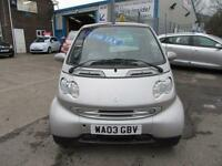 2003 03 MCC CITY 0.7 PASSION SOFTOUCH 2D AUTO 61 BHP