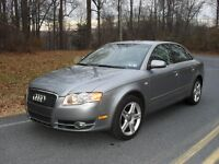 2007 Audi A4 2.0 TORBO--QUATTRO-AWD-LEATHER-SUNROOF