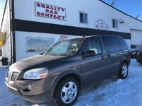 2009 Pontiac Montana SV6 7 passenger. Sale priced at only $4950 Red Deer Alberta Preview