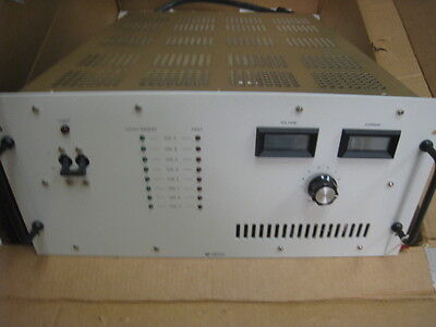 Kepco 26372, Programmable Power Supply with 9 DC outputs, Novellus 27-272441-00