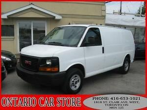 2008 GMC Savana 2500 CARGO !!!READY FOR WORK!!!