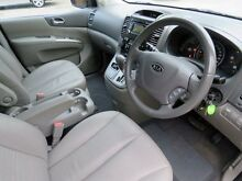 2009 Kia Grand Carnival VQ Platinum Silver 5 Speed Automatic Wagon Upper Ferntree Gully Knox Area Preview