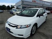 2011 Honda Civic Sdn CERTIFIED E-TESTED WARRANTY AVAILABLE