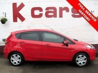 £25 per week 2009 FORD FIESTA 1.2 STYLE SMALL 5 DOOR LOW INSURANCE CHEAPEST ONE AROUND