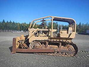 Cat D6C Bulldozer