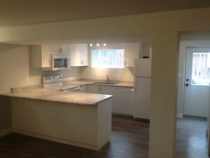 Modern, Renovated, Legal 1 BD Suite with Utilities Included!