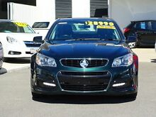 2014 Holden Commodore VF MY14 SV6 Green 6 Speed Sports Automatic Sedan Garbutt Townsville City Preview