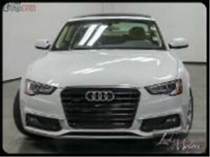 2015 Audi A5 AWD! ONLY 22,230 MILES!