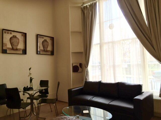 Large, luxurious studio in Leinster Garden