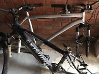 Specialized moutain bike frames £50