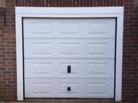 Garage Door, roller type, Everest make, with key and all functioning parts