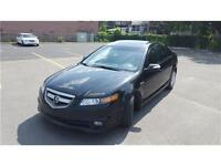 2007 Acura TL Cuir, Toit, Mags, Bluetooth 152,000km TRES PROPRE!